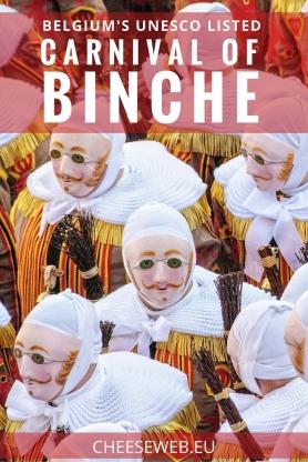 Carnival-Binche