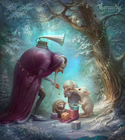 062dc566670453f2c9a6c30baf6bfcea--fairytale-art-digital-paintings