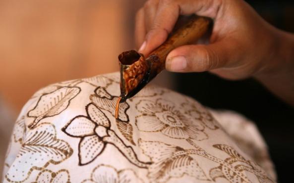 Batik-technique