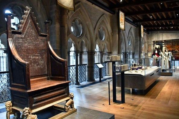 Queen Elizabeth II's diamond jubilee galleries revealed, Westminster Abbey, London, UK - 29 May 2018