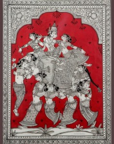 10-krishna-tussar-painting-sonia-patwardhan.preview