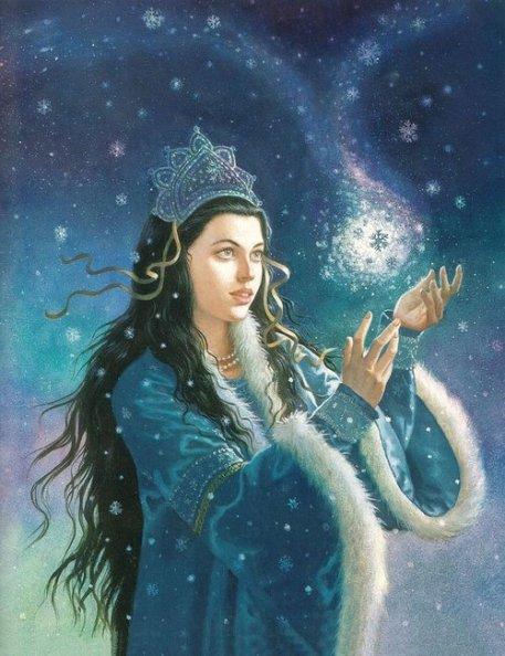 f5b4255802f1987401fe151b2a269656--fairytale-art-snow-queen