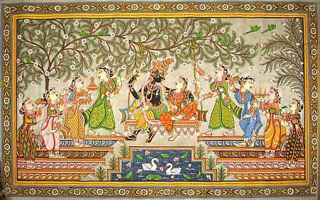 Patta-Chitra-Orissa