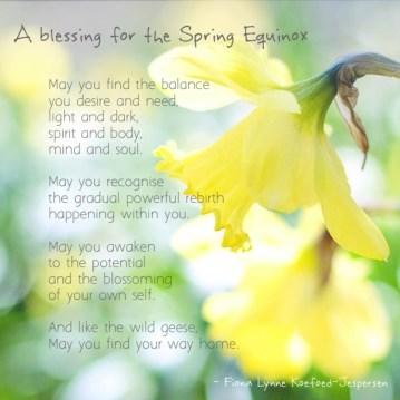 SpringEquinoxBlessing