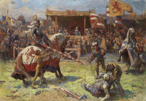 1280px-Zygmunt_Ajdukiewicz_Ritterturnier_1912