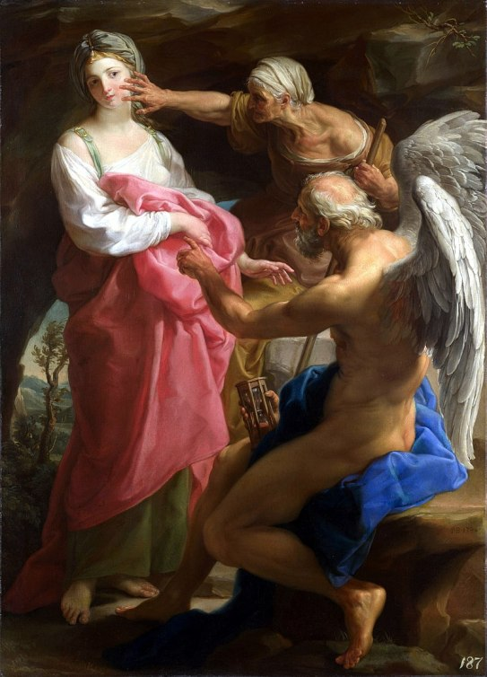 800px-Pompeo_Girolamo_Batoni_-_Time_orders_Old_Age_to_destroy_Beauty